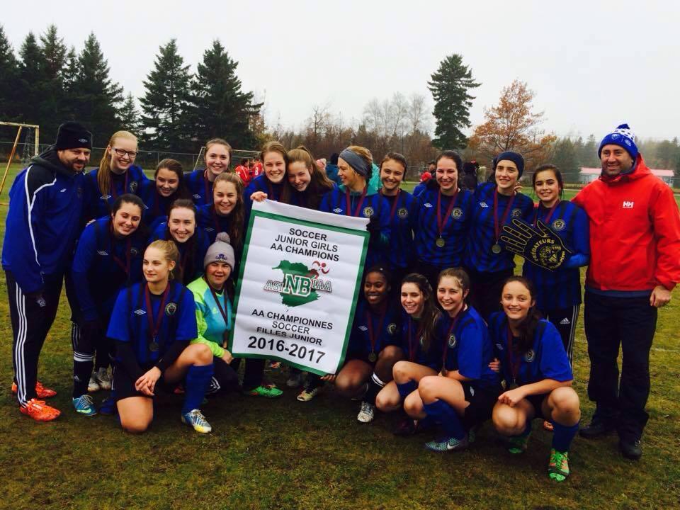 Soccer - AA Jr. Girls PRP