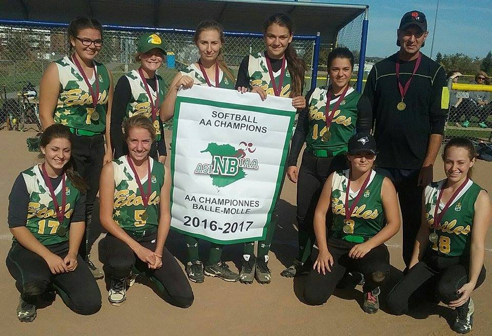 Softball Champions AA 2016 - EGR