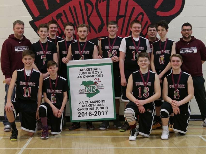 Bball - jr boys aa champs - whs