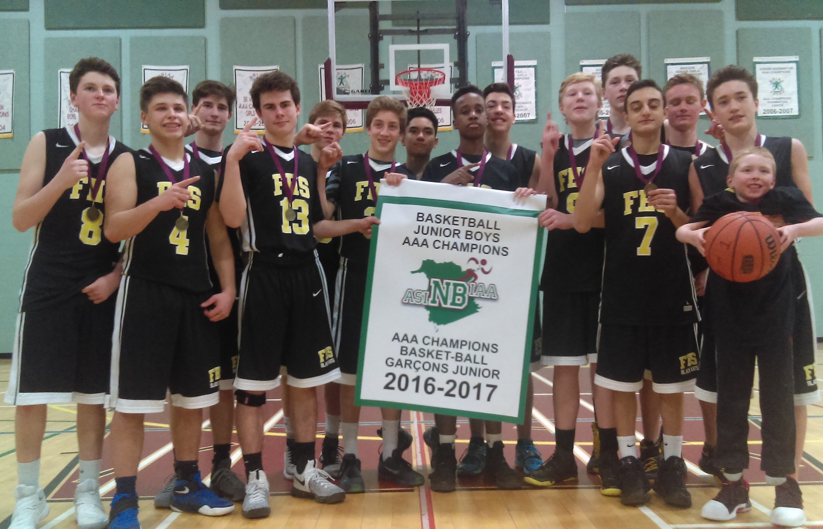 Bball - jr boys aaa champs - fhs