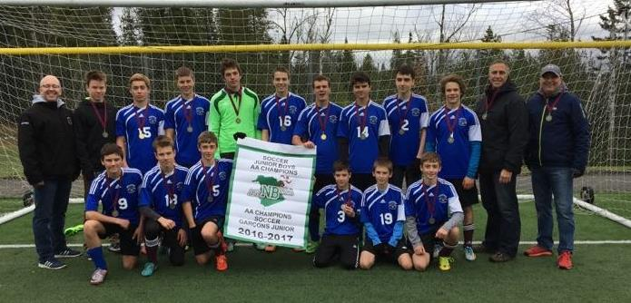 Soccer - AA Jr Boys PRP